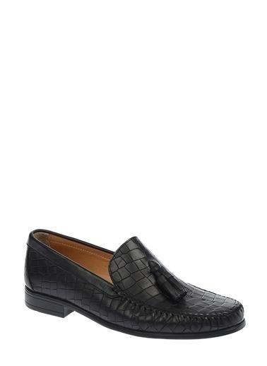 Hammer Jack Loafer Ayakkabı Siyah
